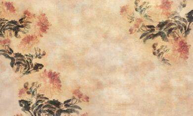 September morning in Kioto tapeta na wymiar Byzantine Splendor