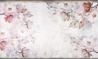 Entre Magnolias tapeta na wymiar Byzantine Splendor