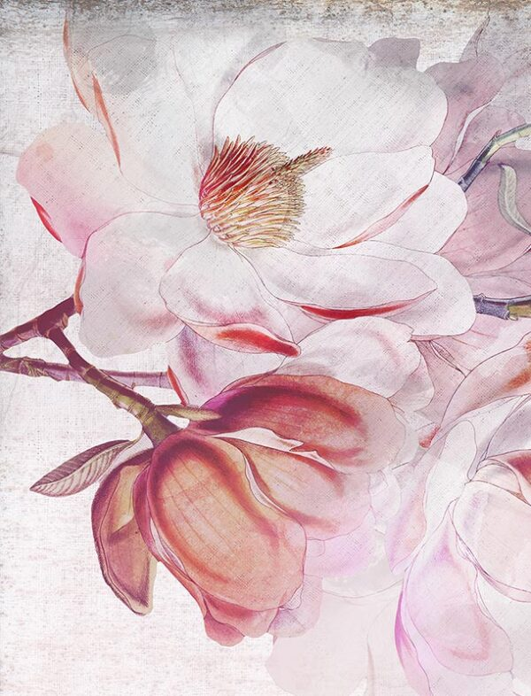 Entre magnolias tapety na wymiar Byzantine Splendor