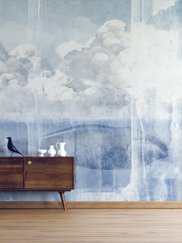 Whale Song tapeta na wymiar Byzantine Splendor