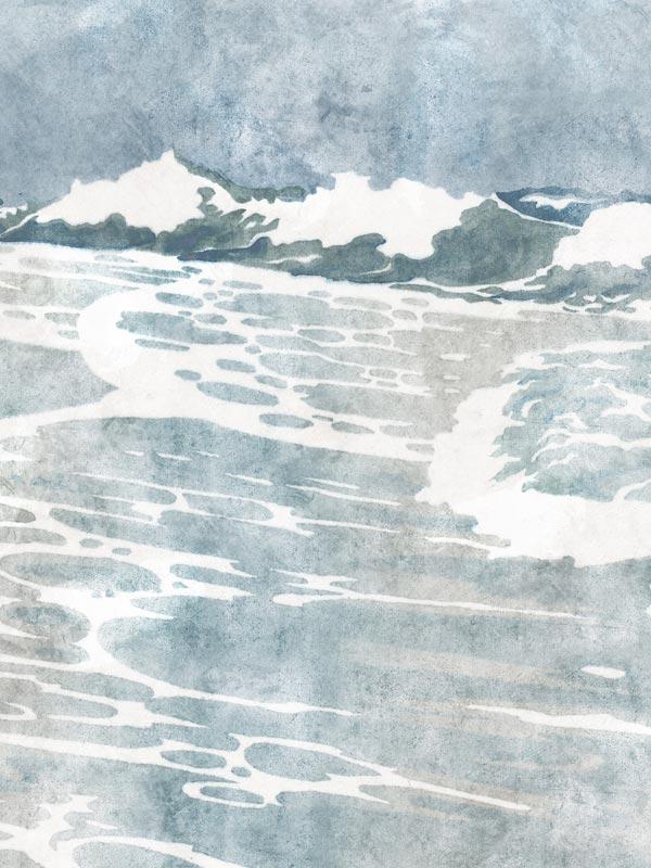 Japan Coast tapeta na wymiar Byzantine Splendor