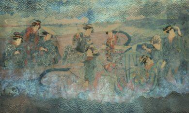 Nippon I tapeta na wymiar Byzantine Splendor
