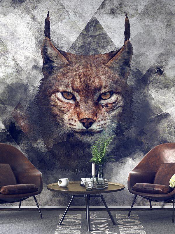 Lynx tapeta na wymiar Byzantine Splendor