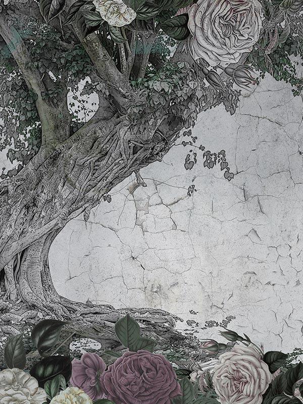 Yggdrasil tapeta na wymiar Byzantine Splendor