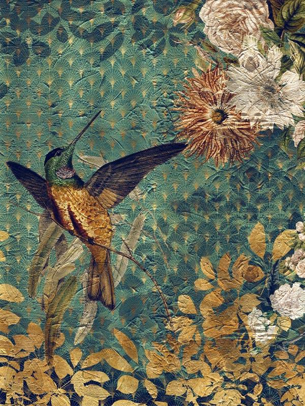 Colibri tapeta na wymiar Byzantine Splendor
